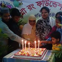 Birthday of Mourong