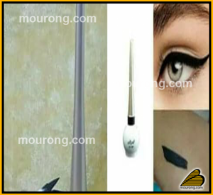 Huda ,just gold,lakme eyeliner